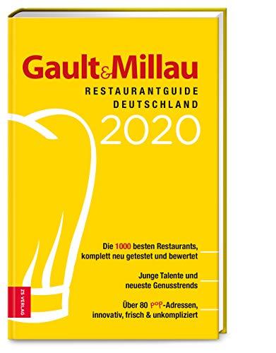 Gault&Millau Restaurantguide Deutschland 2020 - Patricia Bröhm