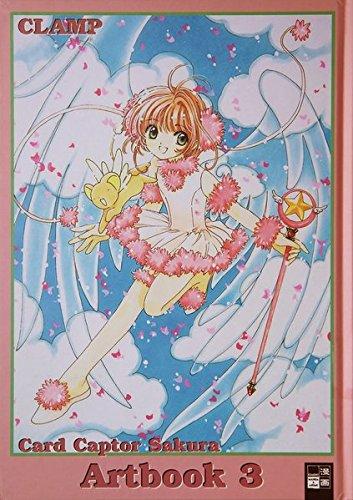 9783898850377: Card Captor Sakura Artbook 03.