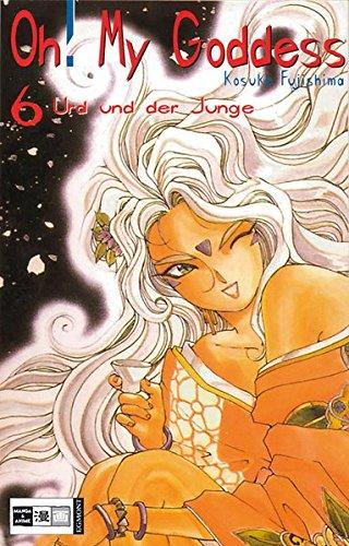 9783898851633: Oh! My Goddess 06. Urd und der Junge