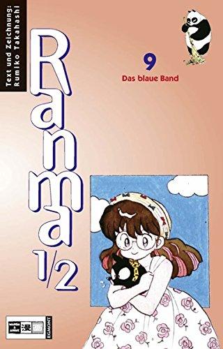 9783898852159: Ranma 1/2 Bd. 09. Das blaue Band