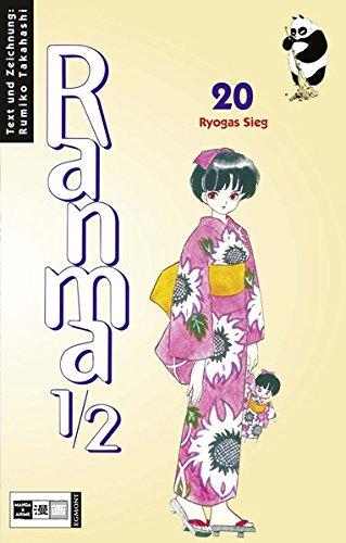 9783898852265: Ranma 1/2 Bd. 20. Ryogas Sieg