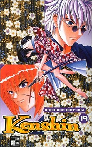 9783898854603: Kenshin 19