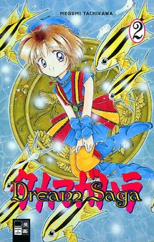 9783898855051: Dream Saga 2 - Manga Comic - Von hinten nach vorne zu lesen