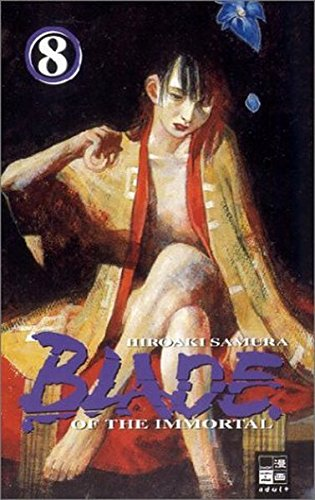 9783898855921: Blade of the Immortal 08.