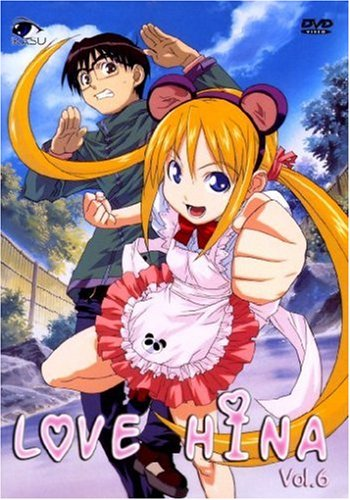 9783898858755: Love Hina Vol. 6 - Episode 21-24 [Alemania] [DVD]
