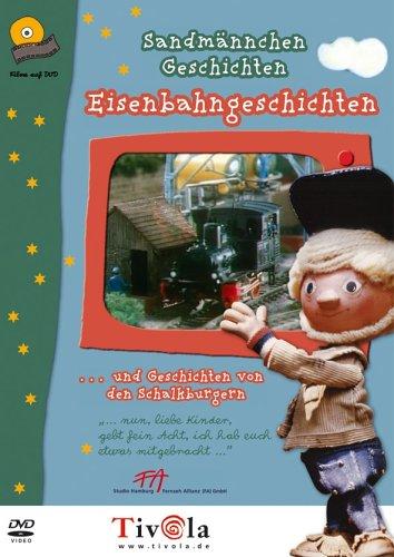 9783898870979: Sandmännchen Geschichten - Eisenbahngeschichten [Alemania] [DVD]