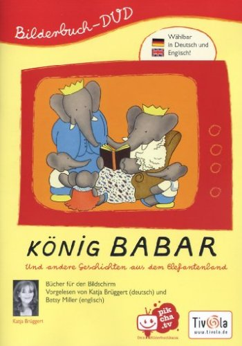 9783898871587: König Babar [Import allemand]