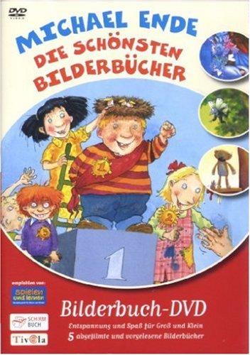 9783898871600: Michael Ende - Die sch�nsten Bilderb�cher (Bilderbuch-DVD) [Alemania]