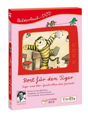 9783898873017: Post für den Tiger - Bilderbuch DVD [Alemania]
