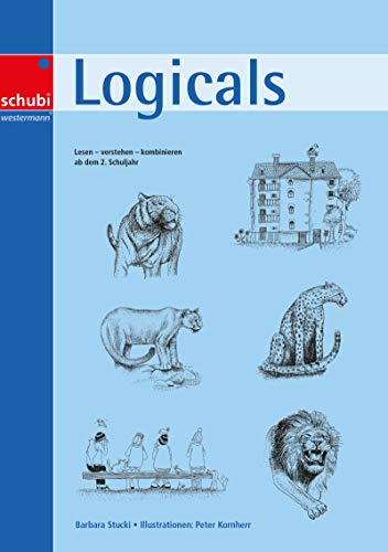 9783898910651: Locicals 1. Lesen-verstehen-kombinieren ab 2. Schuljahr