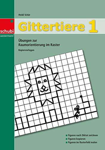 9783898917353: Gittertiere. Bd.1