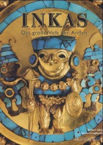 9783898930451: Inkas - Das große Volk der Anden.