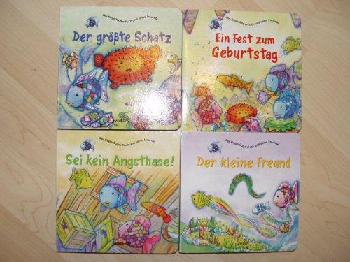 9783898938501 Der Regenbogenfisch Und Seine Freunde 4 Bucher Ein