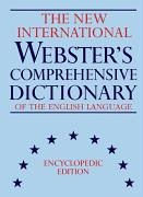 The New International Webster's Comprehensive Dictionary of