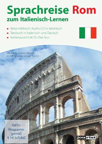 9783898942089: Sprachreise Rom zum Italienisch-Lernen: Reise-Hörbuch Rom in Italienisch und Deutsch