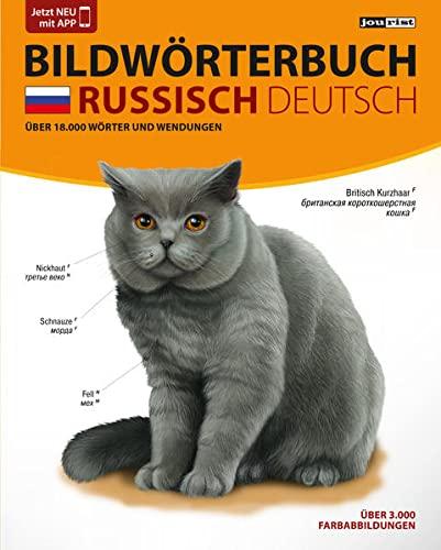 9783898946629: JOURIST Bildwörterbuch Russisch-Deutsch: 18.000 Wörter und Wendungen