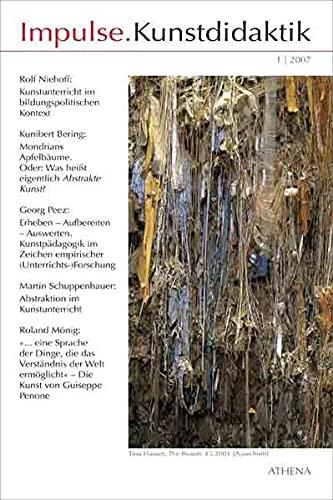 9783898962872: Impulse.Kunstdidaktik Impulse.Kunstdidaktik. Bd.1