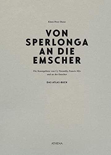 Busse, Klaus-Peter: Von Sperlonga an die Emscher;