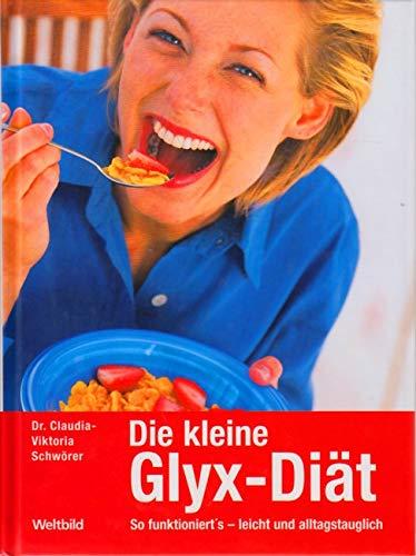 9783898970846: Die kleine Glyx-Diät (Livre en allemand)