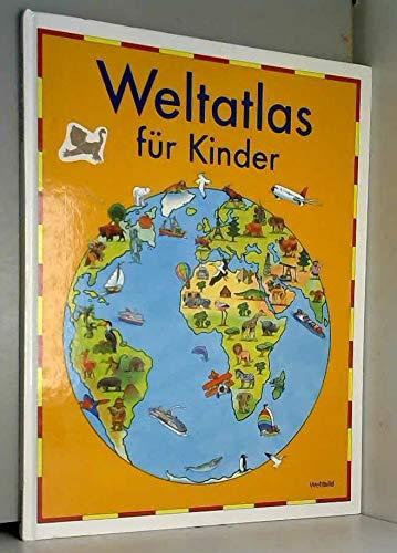 9783898971720: Weltatlas für Kinder
