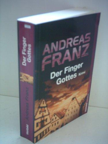 9783898976558: Der Finger Gottes (Livre en allemand)