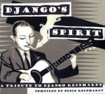 9783898984058: Django's Spirit: A Tribute to Django Reinhardt