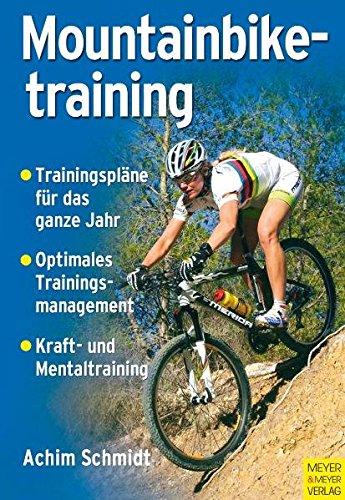9783898992947: Mountainbiketraining.