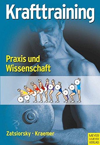 9783898993586: Krafttraining - Praxis und Wissenschaft