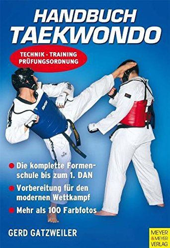 9783898993982: Handbuch Taekwondo