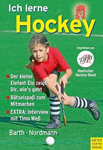 9783898994194: Ich lerne Hockey