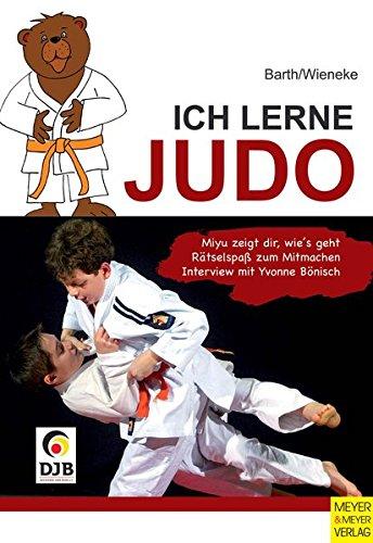 9783898996501: Ich lerne Judo