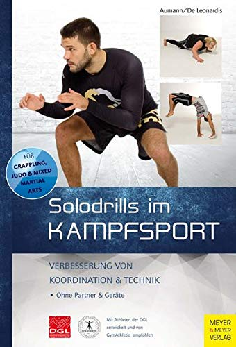 9783898998468: Solodrills im Kampfsport