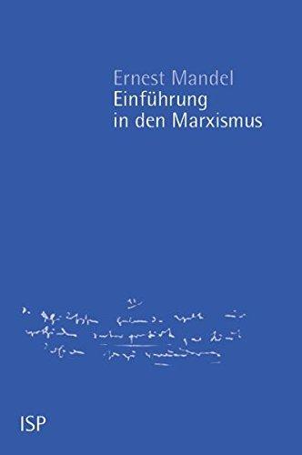 9783899000047: Einführung in den Marxismus.