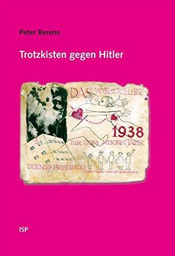 9783899001211: Trotzkisten gegen Hitler