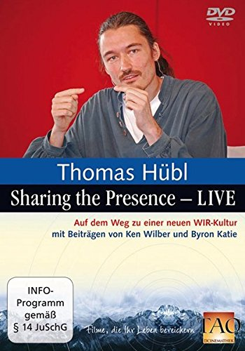 9783899012774: Sharing The Presence - LIVE