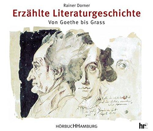 9783899030358: Various Erzählte Literaturgeschichte