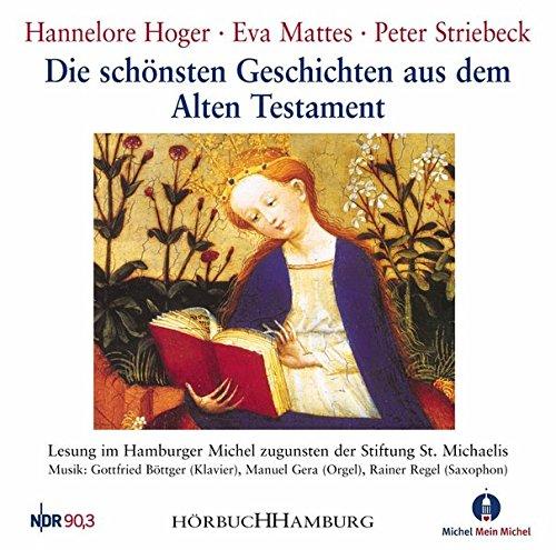 9783899031348: Die schönsten Geschichten aus dem Alten Testament: Hamburger Michel Lesung