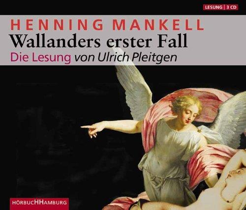 9783899032130: Wallanders Erster Fall