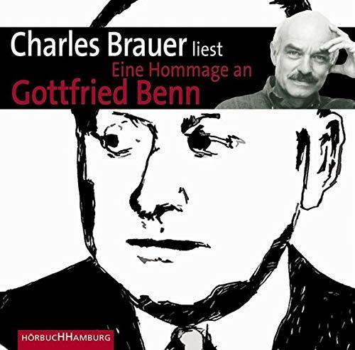 Eine Hommage an Gottfried Benn. CD: Benn, Gottfried