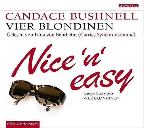 9783899032642: Nice 'n' easy. 3 CDs: Janeys Story aus Vier Blondinen
