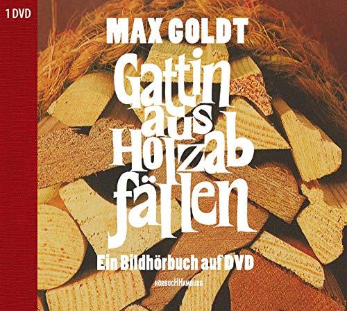 9783899033182: Max Goldt - Gattin aus Holzabfällen - Ein Bildhörbuch auf DVD [Alemania]