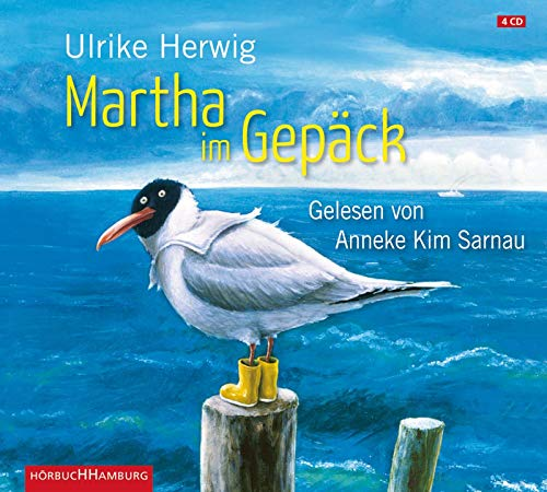 9783899033243: Martha im Gepäck: Gekürzte Lesung