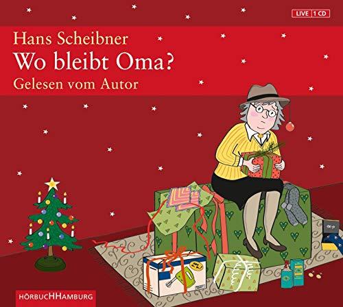 9783899033403: Wo bleibt Oma?: Ungekürzte Autorenlesung