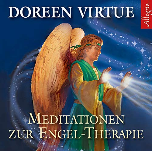 9783899035445: DOREEN VIRTUE:MEDITATION ZUR ENGEL-THERAPIE