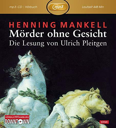 9783899039009: Henning Mankell: Mrder Ohne Gesicht (Mp3)