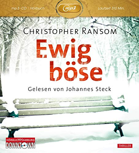 9783899039054: Christopher Ransom: Ewig Bse (Mp3)