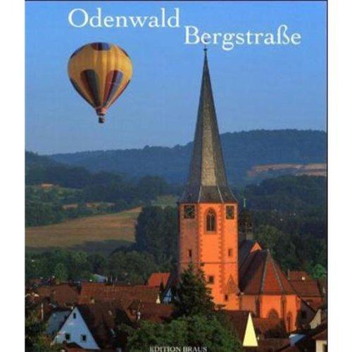 9783899040357: Odenwald, Bergstrasse