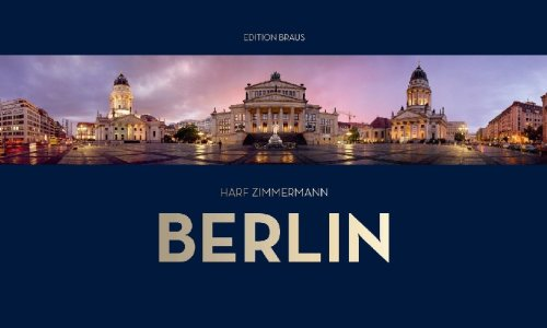9783899042320: Berlin Panorama