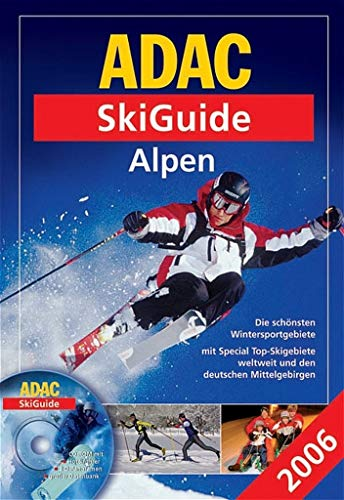9783899052541: ADAC SkiGuide Alpen 2006.
