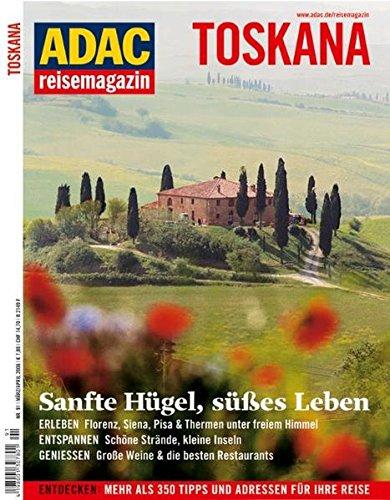 9783899053401: ADAC Reisemagazin 91. Toskana.